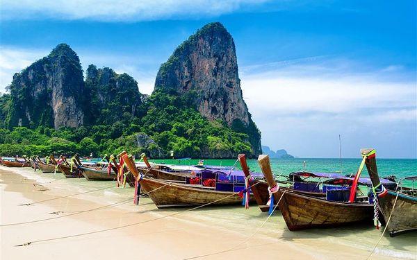 Za nejkrásnějšími památkami a plážemi Thajska, letecky, strava dle programu4