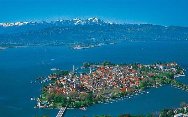 To nejlepší z Bavorska s výletem k Bodamskému jezeru, autobusem, snídaně v ceně5