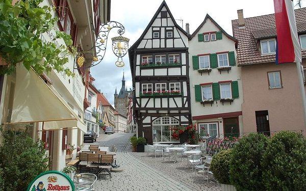 Za krásami Švábska hradní stezkou, autobusem, snídaně v ceně5