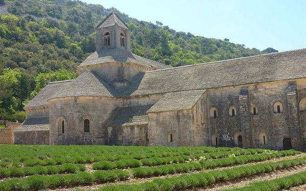 Nejkrásnější místa Provence - letecky, Provence, letecky, snídaně v ceně3