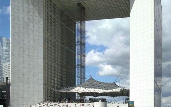 Na skok do Paříže, Paříž, autobusem, snídaně v ceně4