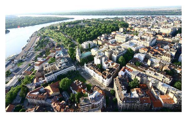 Bělehrad - Paříž Balkánu, Bělehrad, letecky, snídaně v ceně2