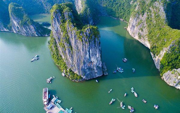 To nejlepší z Vietnamu s pobytem u moře, letecky, snídaně v ceně5