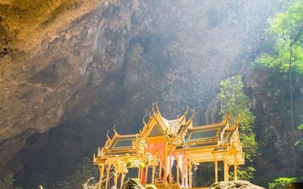 Za nejkrásnějšími památkami a plážemi Thajska, letecky, strava dle programu5