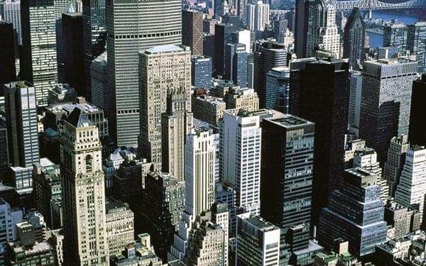Města a příroda východu USA, letecky, strava dle programu3