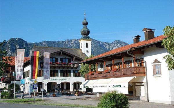 Berchtesgadenské Alpy s návštěvou Mnichova, autobusem, snídaně v ceně3