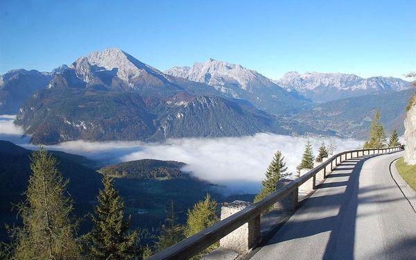 Berchtesgadenské Alpy s návštěvou Mnichova, autobusem, snídaně v ceně4