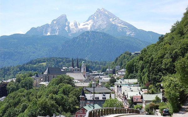 Berchtesgadenské Alpy s návštěvou Mnichova, autobusem, snídaně v ceně5