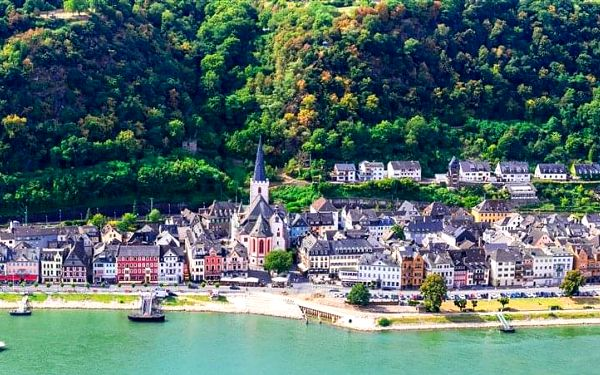 Romantickým údolím Rýna s návštěvou Luxemburgu, autobusem, snídaně v ceně5