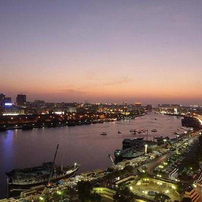 Spojené arabské emiráty - Dubai na 4 až 5 dní, snídaně nebo bez stravy s dopravou letecky z Prahy