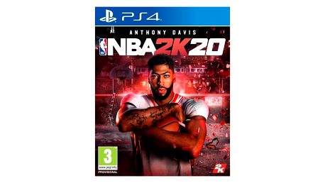 2K Games PlayStation 4 NBA 2K20 (5026555426398)