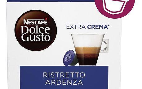 Kapsle pro espressa NESCAFÉ Dolce Gusto® Ristretto Ardenza kávové kapsle 16 ks