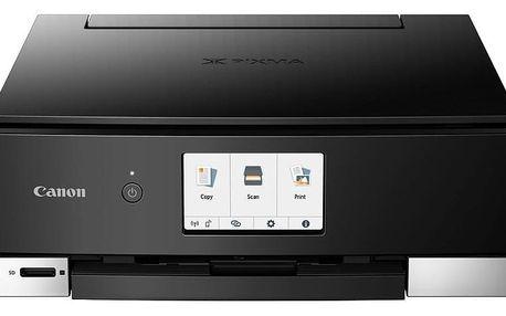 Tiskárna multifunkční Canon PIXMA TS8250 černé (2987C006)