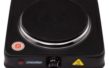 Vařič Mesko MS6508 černý