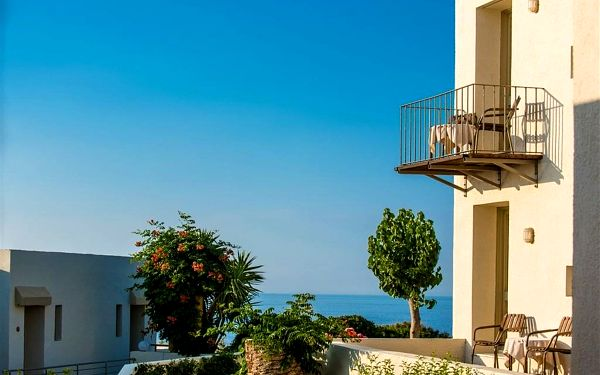 Hotel Scaleta Beach, Kréta, letecky, all inclusive2