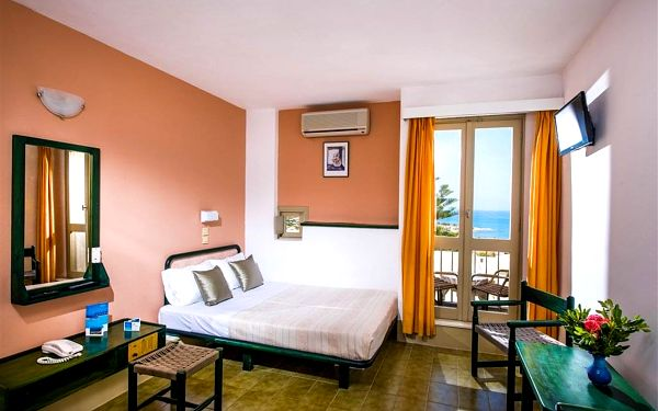 Hotel Scaleta Beach, Kréta, letecky, all inclusive3