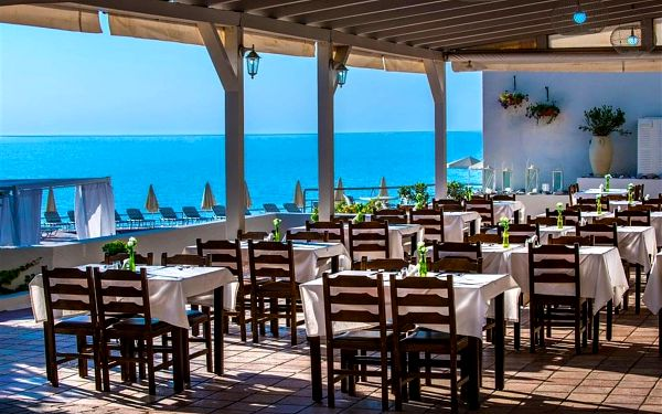 Hotel Scaleta Beach, Kréta, letecky, all inclusive4