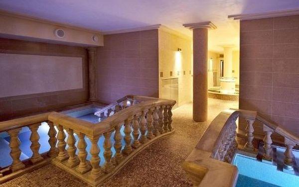 Luxusní relaxace na zámku – wellness pobyt v Chateau Kynšperk 3 dny / 2 noci, 2 os., snídaně2