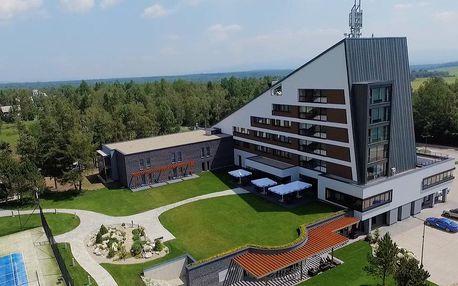 Wellness pobyt v exkluzivním hotelu v Tatrách, Vysoké Tatry