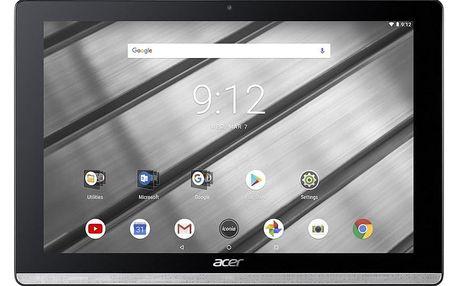 Dotykový tablet Acer Iconia One 10 Metal (B3-A50-K7BY) stříbrný (NT.LF2EE.001)