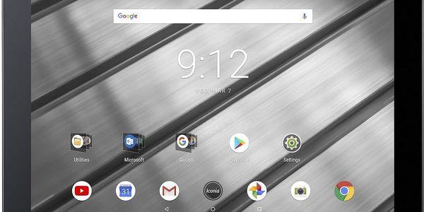 Dotykový tablet Acer One 10 Metal (B3-A50-K7BY) (NT.LF2EE.001) stříbrný2