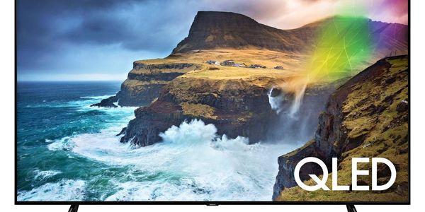 Televize Samsung QE49Q70R černá + DOPRAVA ZDARMA5