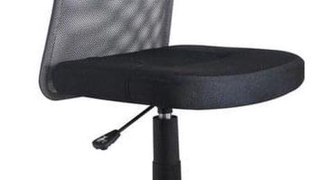 Kancelářská židle Dingo šedo-černá