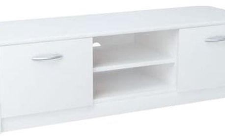 TV stolek PETER - K029 Bílá