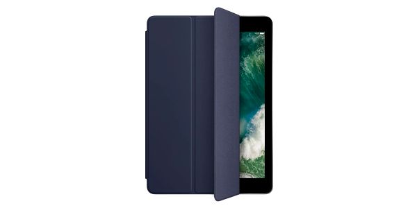 Pouzdro na tablet Apple Smart Cover pro iPad (2017/2018) (mq4p2zm/a) modrý4
