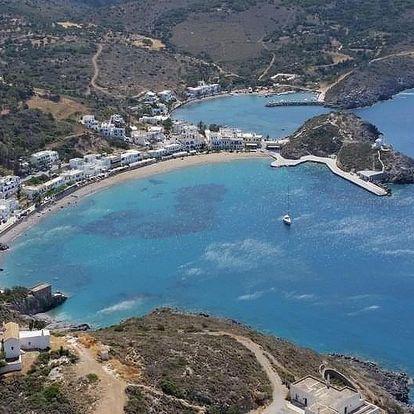 Řecko - Kythira na 11 až 12 dní, bez stravy s dopravou letecky z Prahy