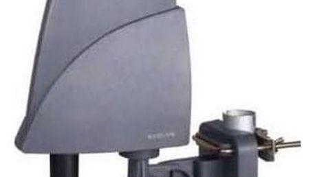 Venkovní anténa Evolveo Shark 35dB, aktivní DVB-T/T2 (SHARK01)