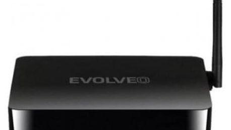 Multimediální přehrávač EVOLVEO Android Box Q5 4K (REMIX OS)