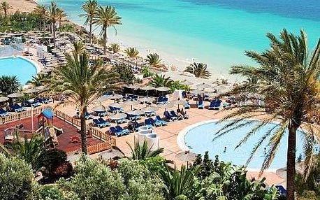 Španělsko - Fuerteventura letecky na 8-12 dnů, all inclusive