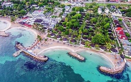 Jamajka letecky na 8 dnů, all inclusive