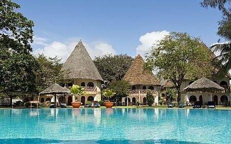 Keňa letecky na 11 dnů, all inclusive