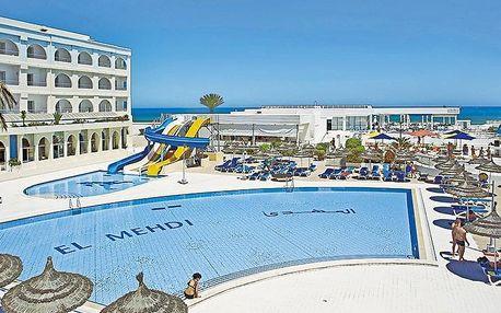 Tunisko - Mahdia letecky na 5-15 dnů, strava dle programu