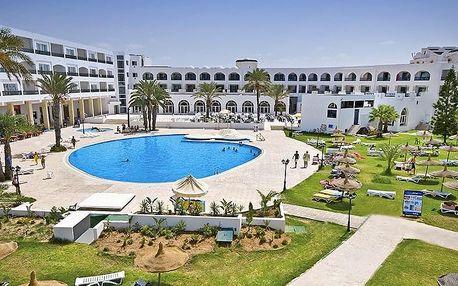 Tunisko - Monastir letecky na 4-15 dnů, strava dle programu