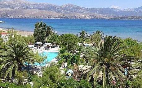 Řecko - Kefalonia letecky na 8-15 dnů, snídaně v ceně