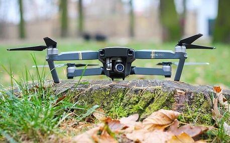 Dron race pro dva