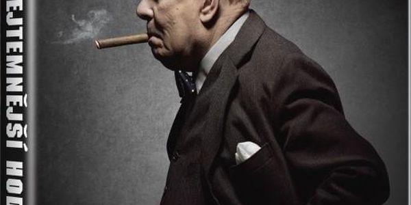 DVD Nejtemnější hodina