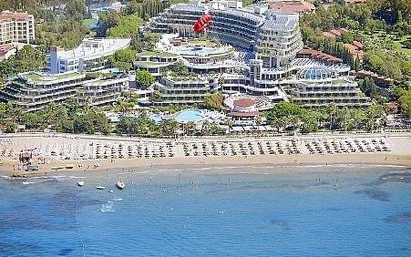 Crystal Sunrise Queen Luxury Resort & SPA, Turecká riviera, letecky, all inclusive2