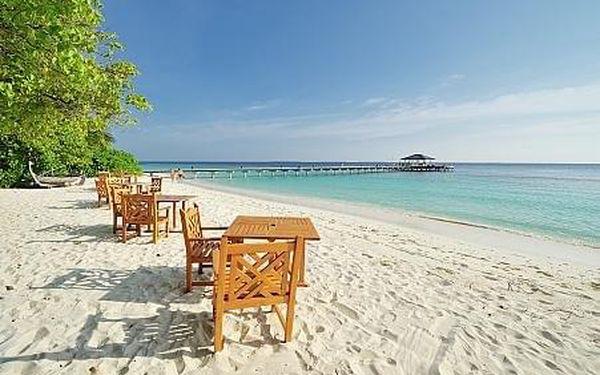 Royal Island Resort & Spa, Maledivy, letecky, polopenze2