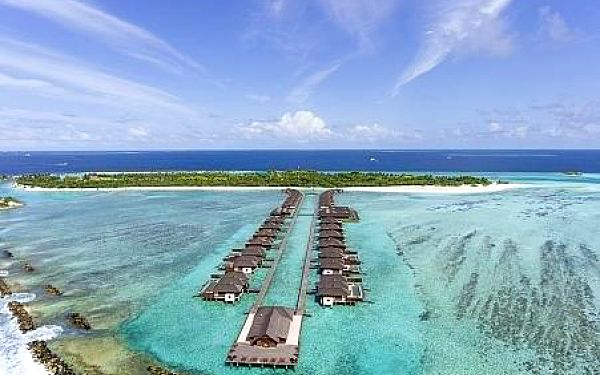 Paradise Island Resort & Spa, Maledivy, letecky, all inclusive2