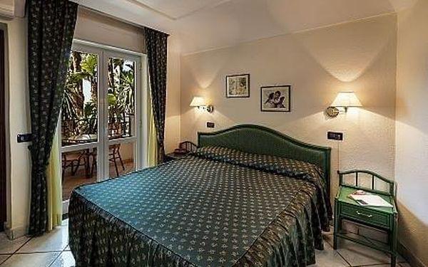Sorriso Thermae Resort & Spa, Ischia, letecky, snídaně v ceně3