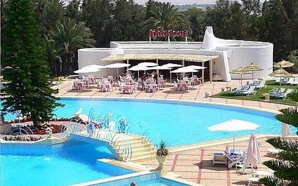 Liberty Resort, Tunisko, letecky, all inclusive2