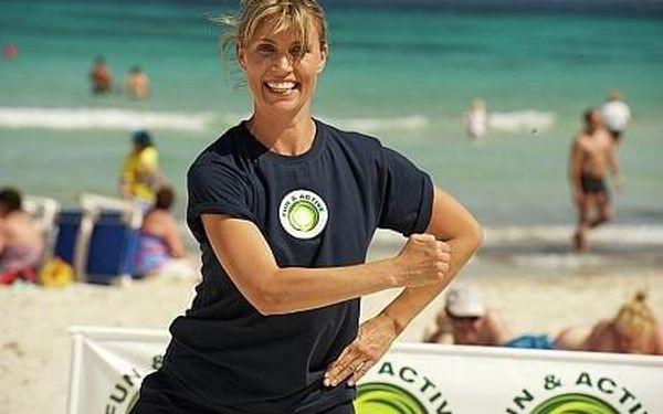 Funtazie & Active klub Hipotels Mediterraneo Club, Mallorca, letecky, all inclusive3