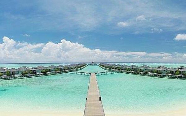 Sun Island Resort & Spa, Maledivy, letecky, plná penze3