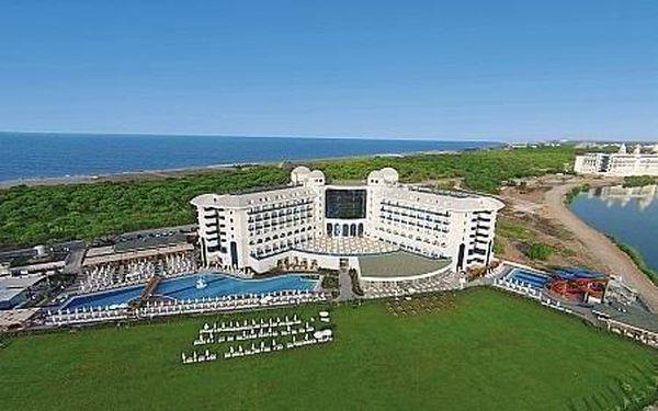 Water Side Resort & Spa, Turecká riviera, letecky, all inclusive2