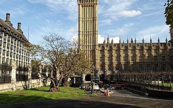 Londýn - Perla na řece Temži, Londýn a okolí, letecky, snídaně v ceně2