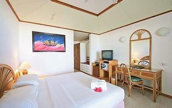 Sun Island Resort & Spa, Maledivy, letecky, plná penze4